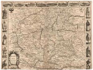 Aretinova mapa Čech - kopie