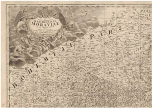Mülerova mapa Moravy