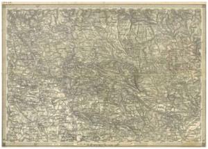 Speciální mapa Království českého (II. vojenské mapování)