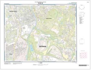 Základní mapy ČR 1 : 10 000