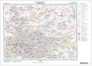 Základní mapa ČR v měřítku 1 : 50 000