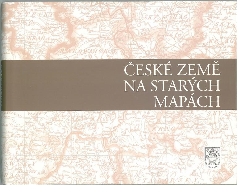 České země na starých mapách